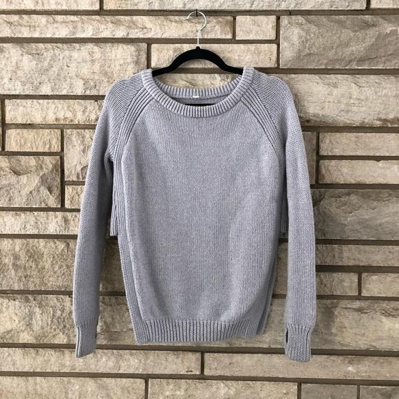lululemon athletica Sweaters - Lululemon Yin To You Sweater Size 4